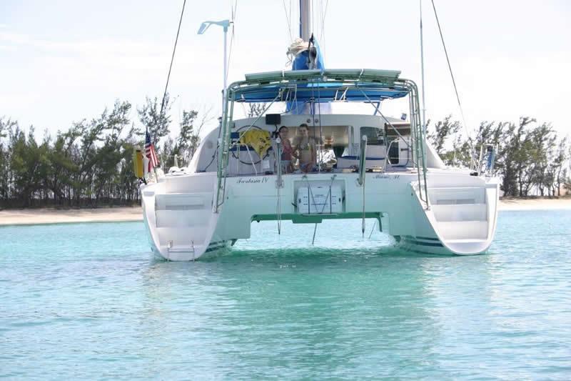 Navalia - Imbarcazione Lagoon 41 3