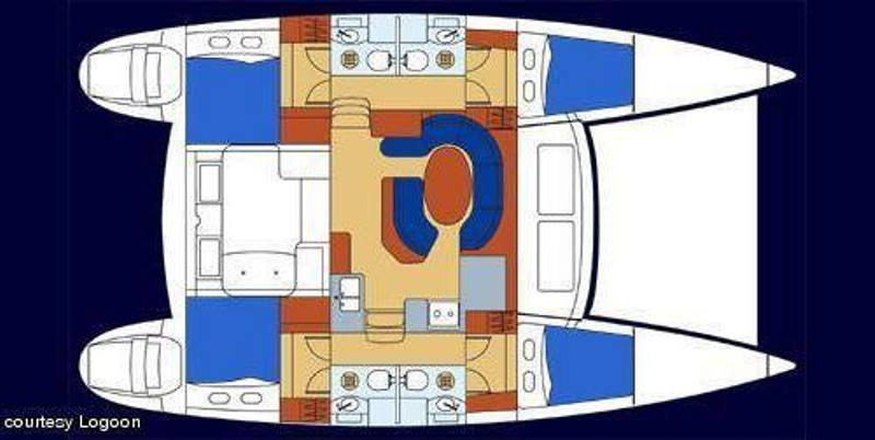 Navalia - Imbarcazione Lagoon 41 8