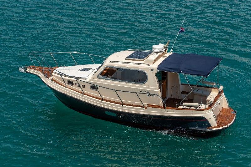 Navalia - Imbarcazione Damor 980 Fjera 1