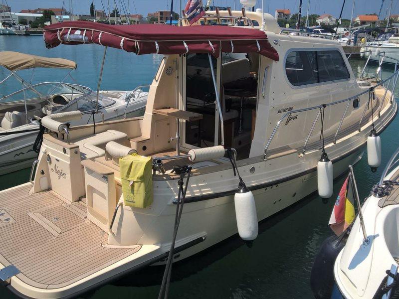 Navalia - Imbarcazione Damor 980 Fjera 2