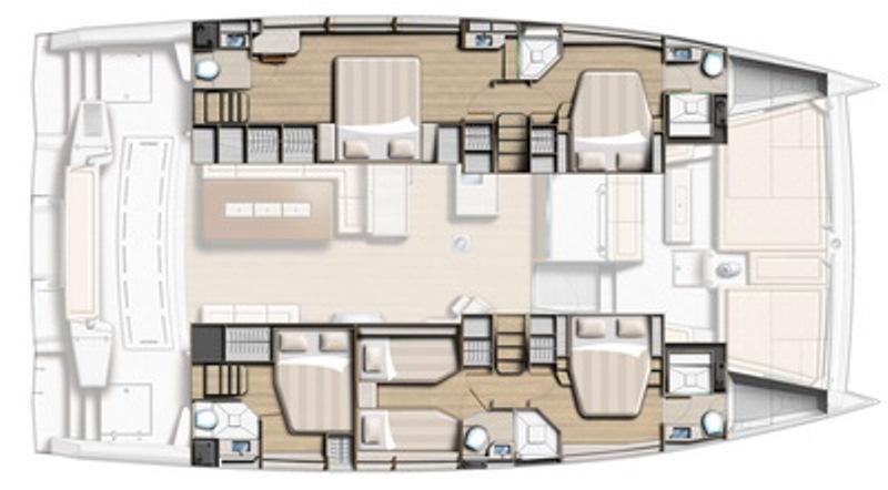 Navalia - Imbarcazione Bali 5.4 12
