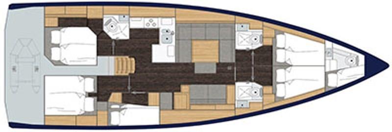 Navalia - Imbarcazione Bavaria C 50 13