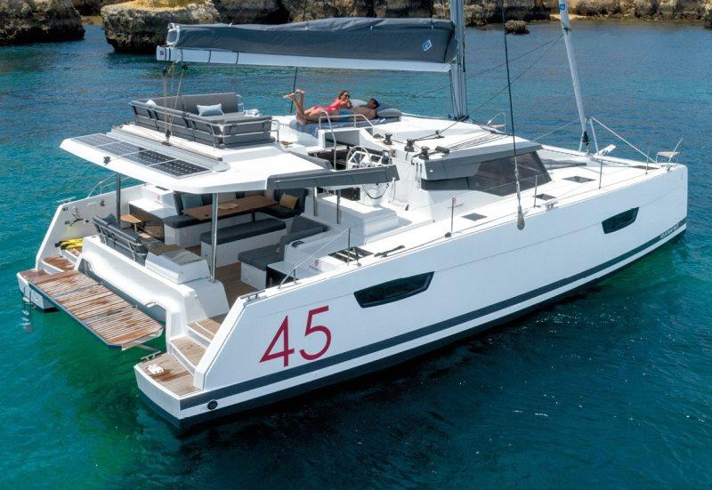 Navalia - Imbarcazione Elba 45 3