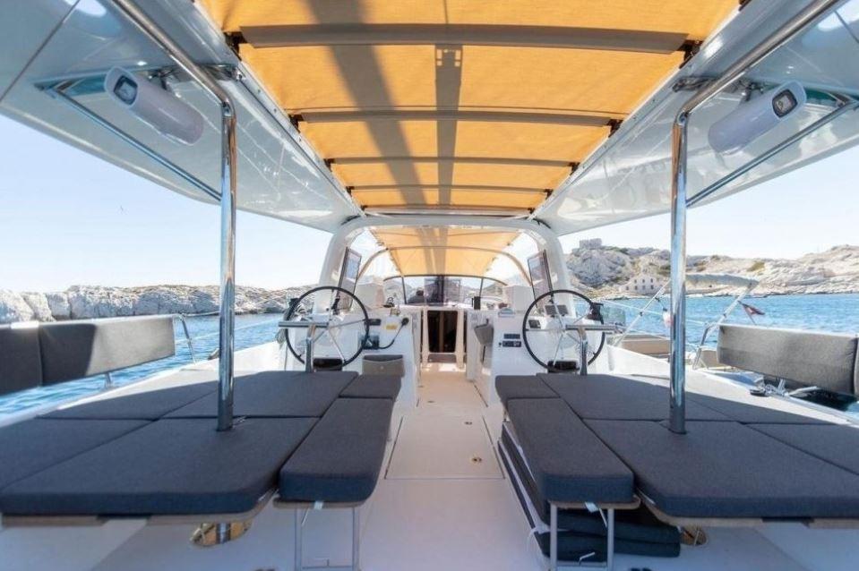 Navalia - Imbarcazione Sun Loft 47 7