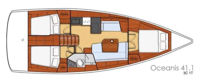 Navalia - Imbarcazione Oceanis 41.1 13