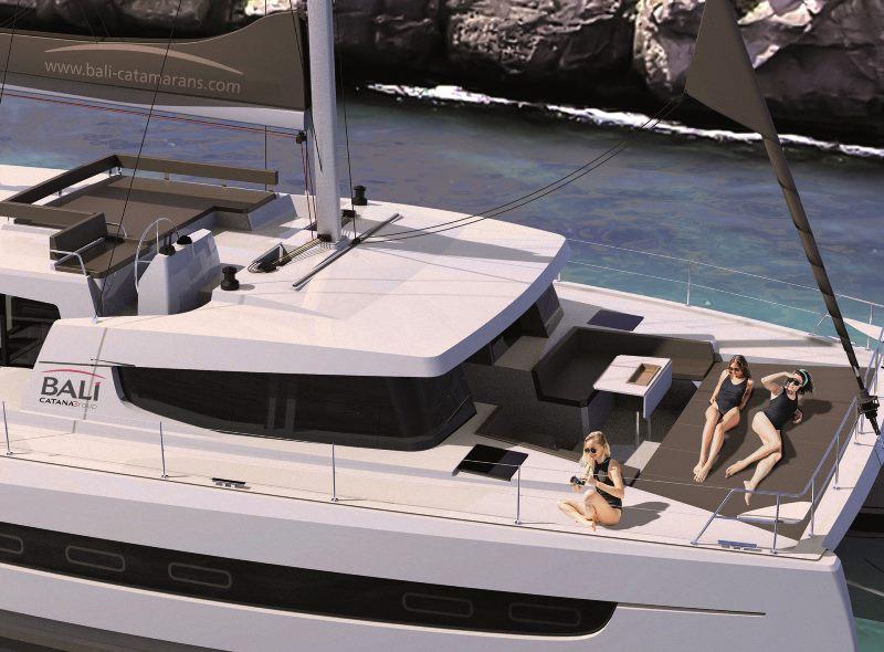 Navalia - Imbarcazione Bali 4.8 4