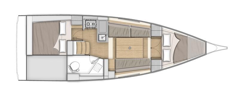 Navalia - Imbarcazione Oceanis 30.1 13