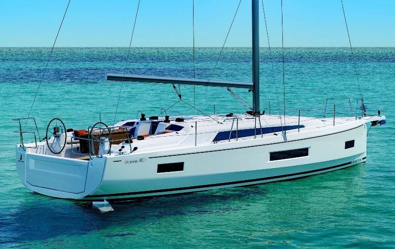 Navalia - Imbarcazione Oceanis 40.1 1