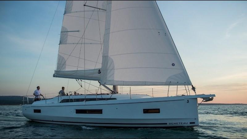 Navalia - Imbarcazione Oceanis 40.1 2