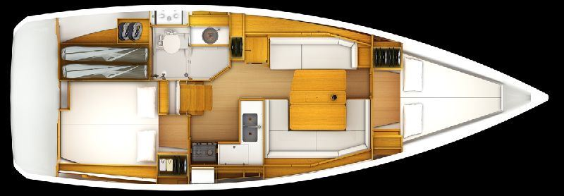 Navalia - Imbarcazione Sun Odyssey 389 13