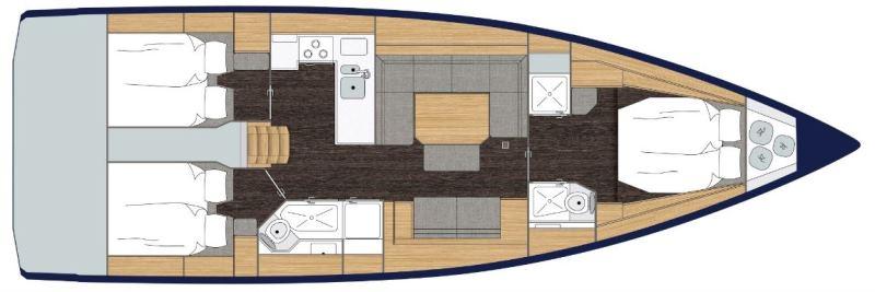 Navalia - Imbarcazione Bavaria C45 Style 12