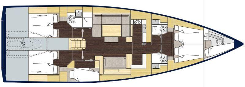Navalia - Imbarcazione Bavaria C57 13