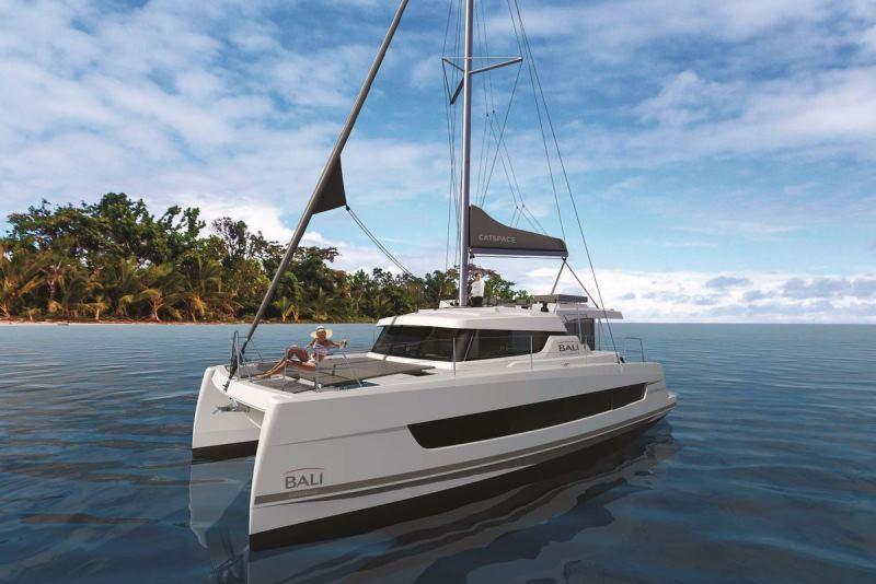 Navalia - Imbarcazione Bali CatSpace 1