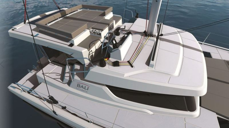 Navalia - Imbarcazione Bali CatSpace 3