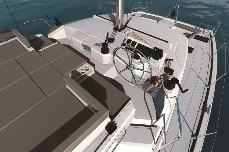 Navalia - Imbarcazione Bali CatSpace 4