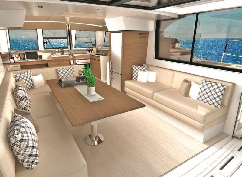 Navalia - Imbarcazione Bali CatSpace 5
