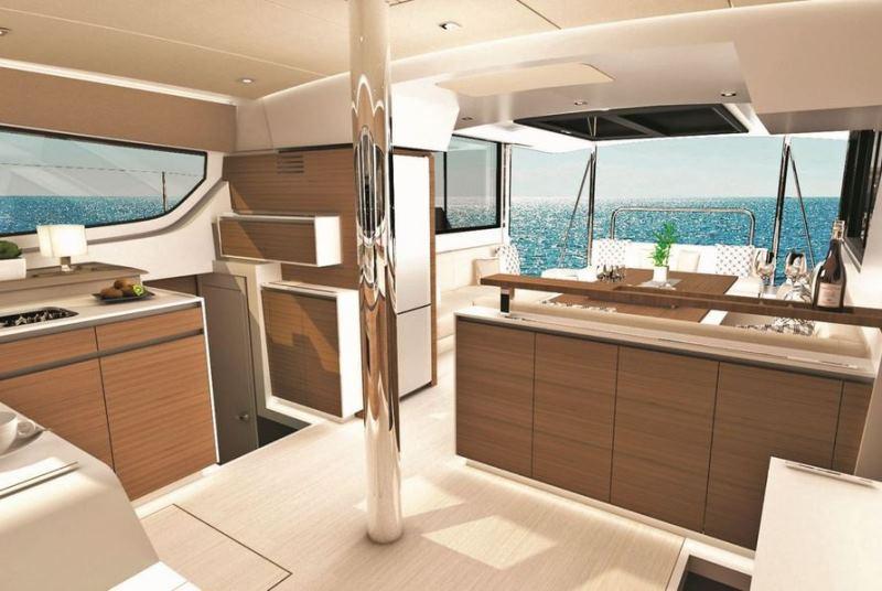Navalia - Imbarcazione Bali CatSpace 6