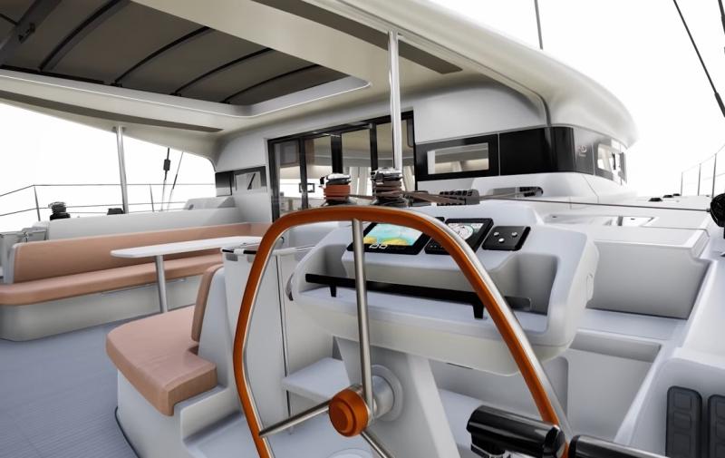 Navalia - Imbarcazione Excess 12 5