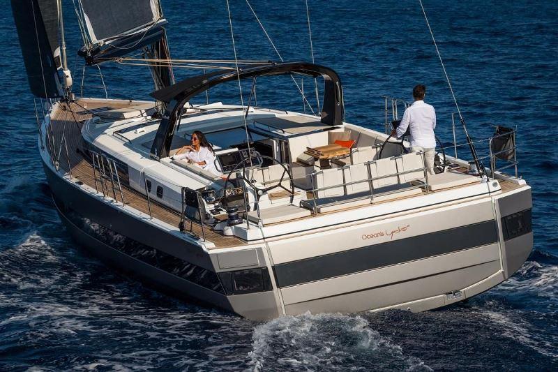 Navalia - Imbarcazione Oceanis Yacht 62 3