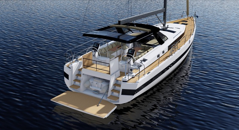Navalia - Imbarcazione Oceanis Yacht 62 5