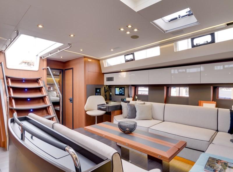 Navalia - Imbarcazione Oceanis Yacht 62 7