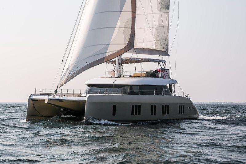 Navalia - Imbarcazione Sunreef 50 1