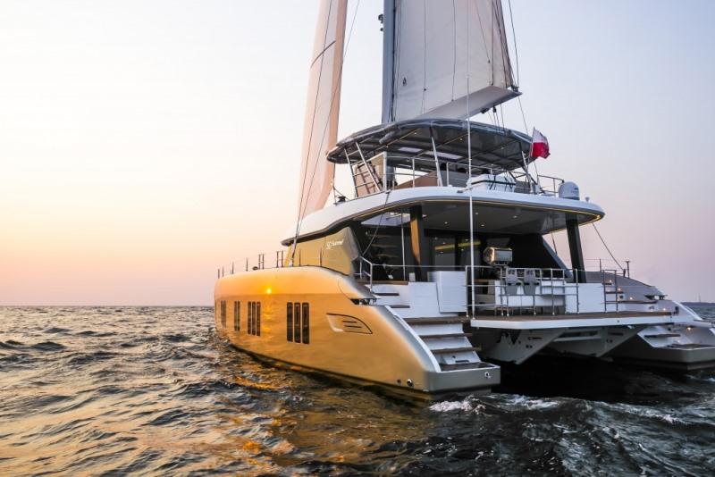 Navalia - Imbarcazione Sunreef 50 2