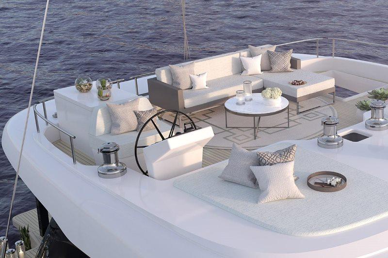 Navalia - Imbarcazione Sunreef 50 5