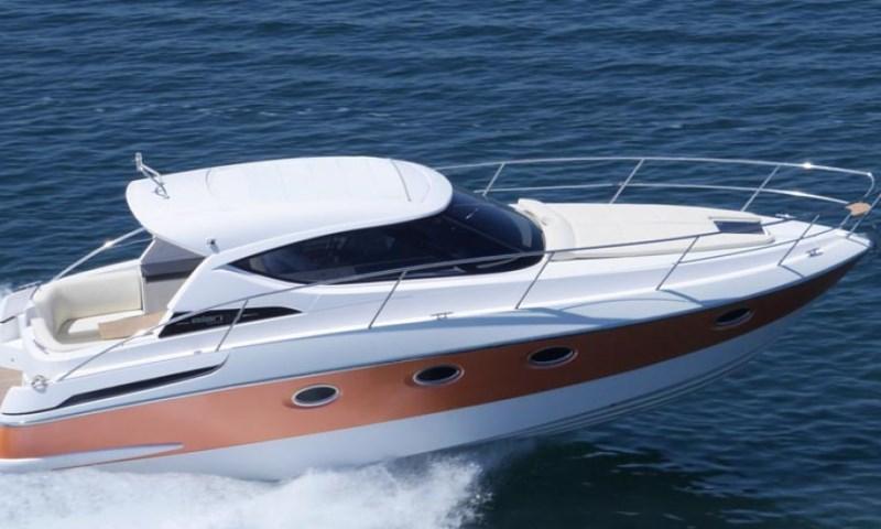 Navalia - Imbarcazione Focus Power 36 Hard Top 2