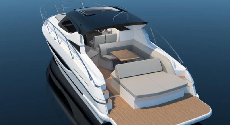 Navalia - Imbarcazione Focus Power 36 Hard Top 6