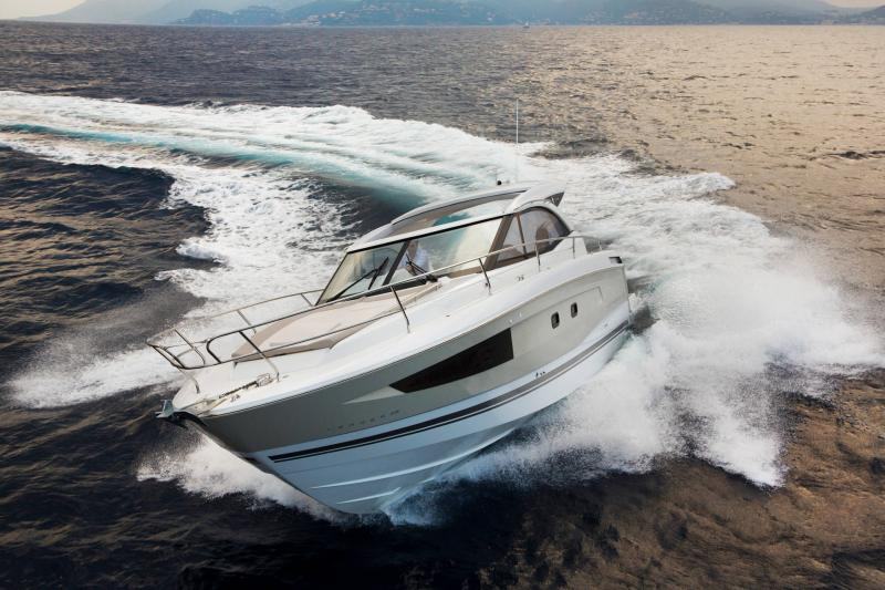 Navalia - Imbarcazione Leader 36 2