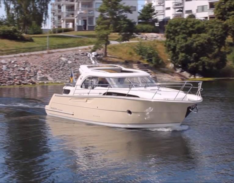 Navalia - Imbarcazione Marex 370 ACC 1