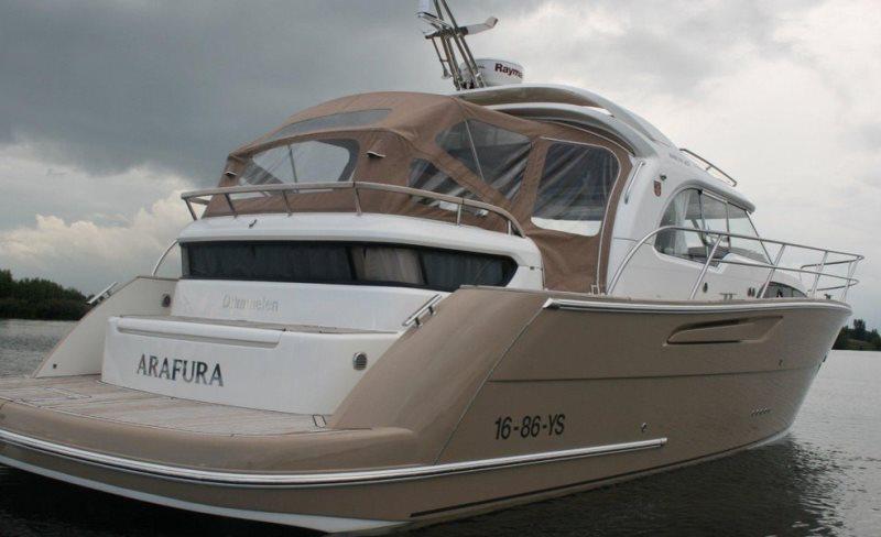 Navalia - Imbarcazione Marex 370 ACC 2