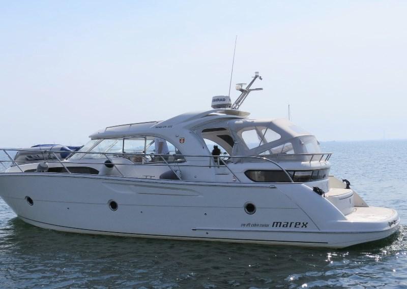 Navalia - Imbarcazione Marex 370 ACC 3