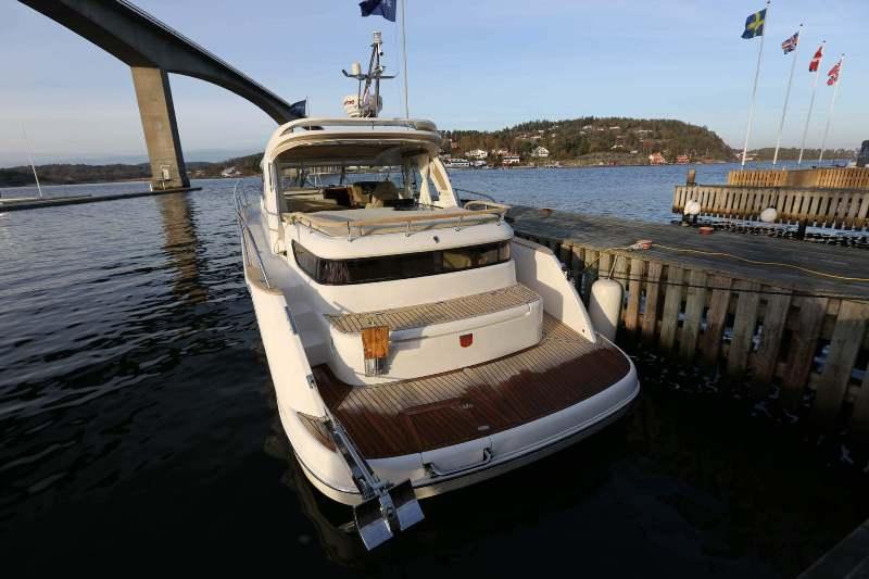 Navalia - Imbarcazione Marex 370 ACC 4