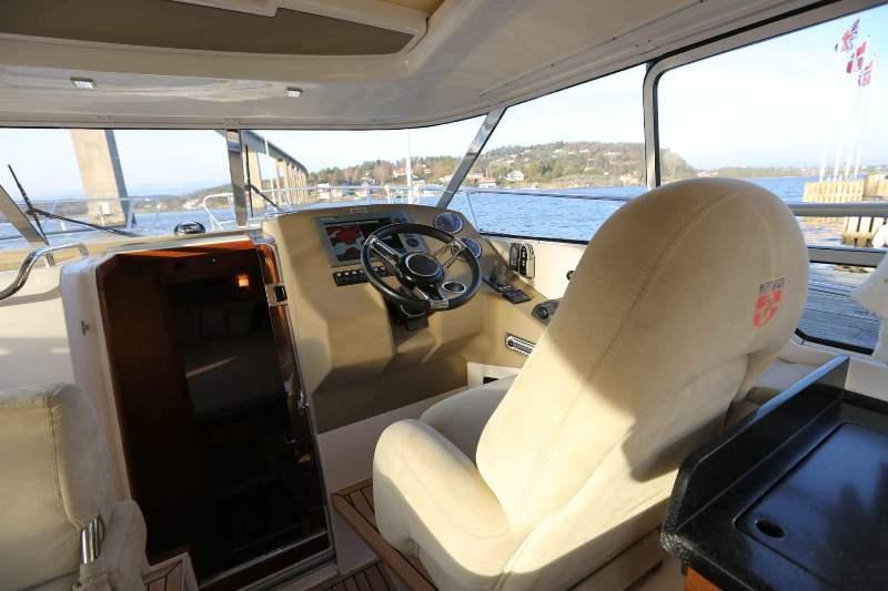 Navalia - Imbarcazione Marex 370 ACC 5