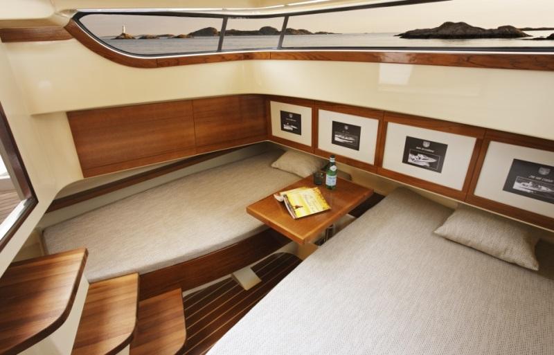 Navalia - Imbarcazione Marex 370 ACC 7