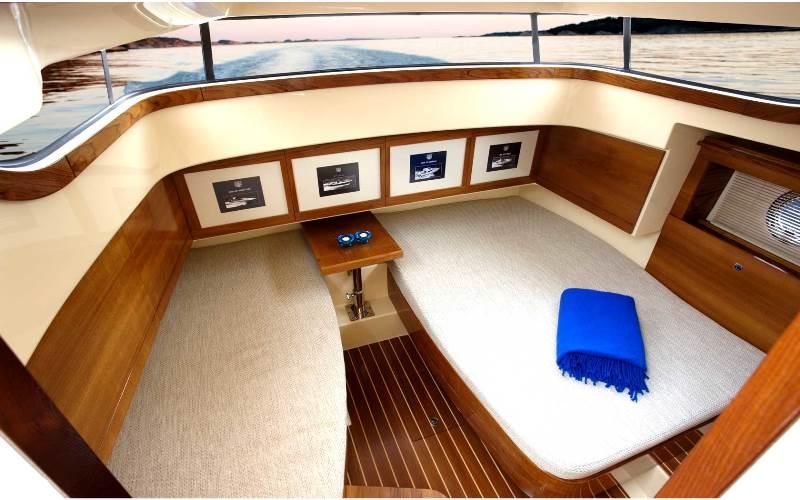 Navalia - Imbarcazione Marex 370 ACC 9