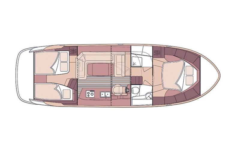 Navalia - Imbarcazione Marex 370 ACC 13