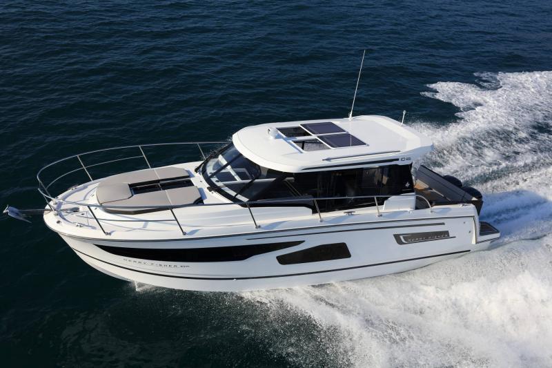 Navalia - Imbarcazione Merry Fisher 1095 1