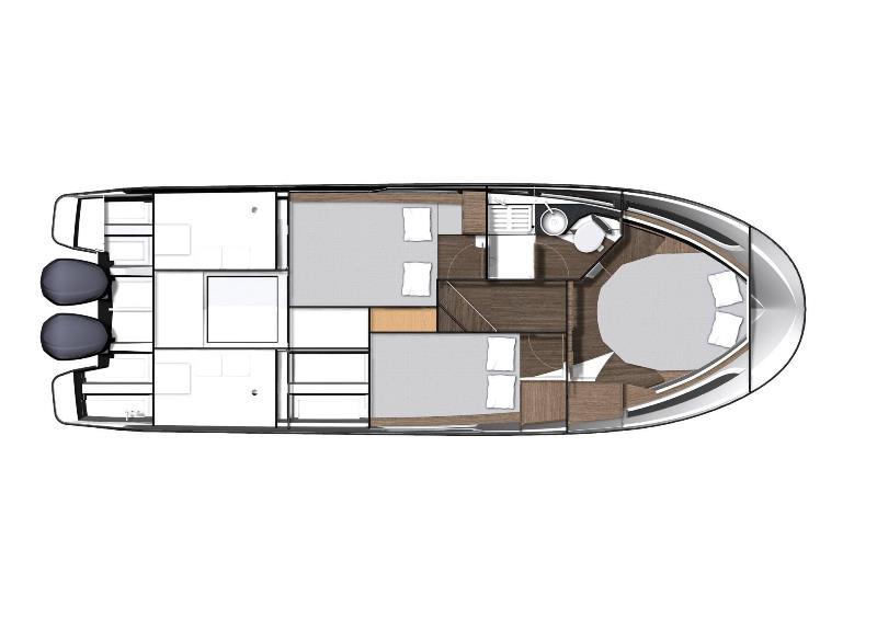 Navalia - Imbarcazione Merry Fisher 1095 13