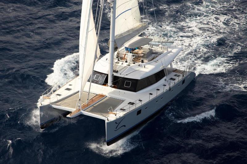 Navalia - Imbarcazione Sunreef 60 2