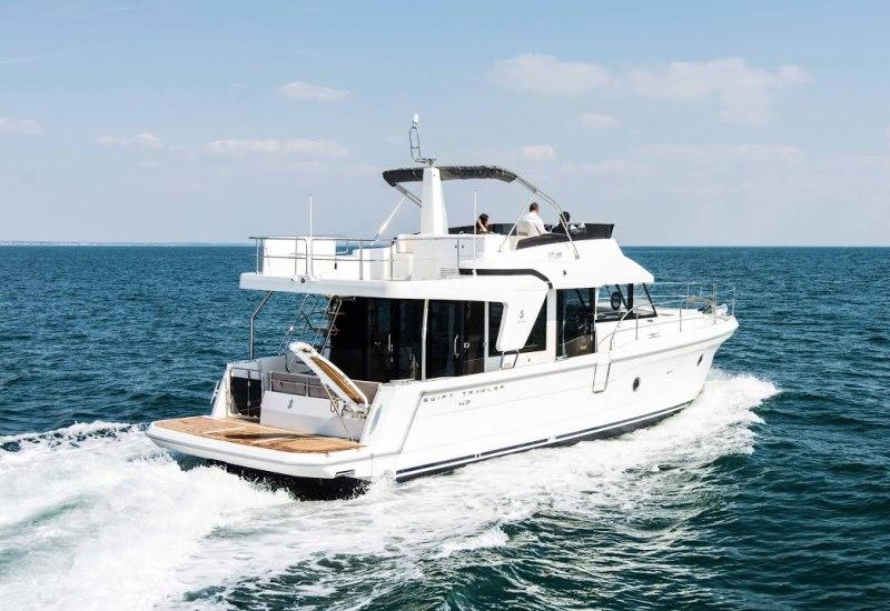 Navalia - Imbarcazione Swift Trawler 47 2