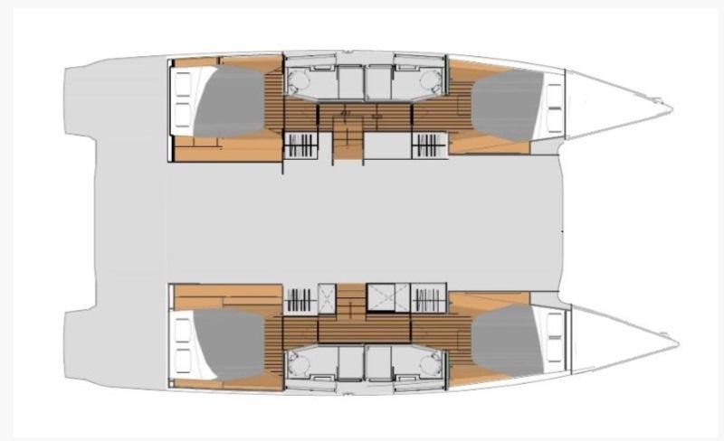 Navalia - Imbarcazione Elba 45 – 4 cab. 13