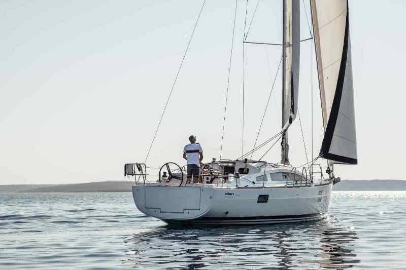 Navalia - Imbarcazione Elan Impression 40.1 – 3 cab. 4