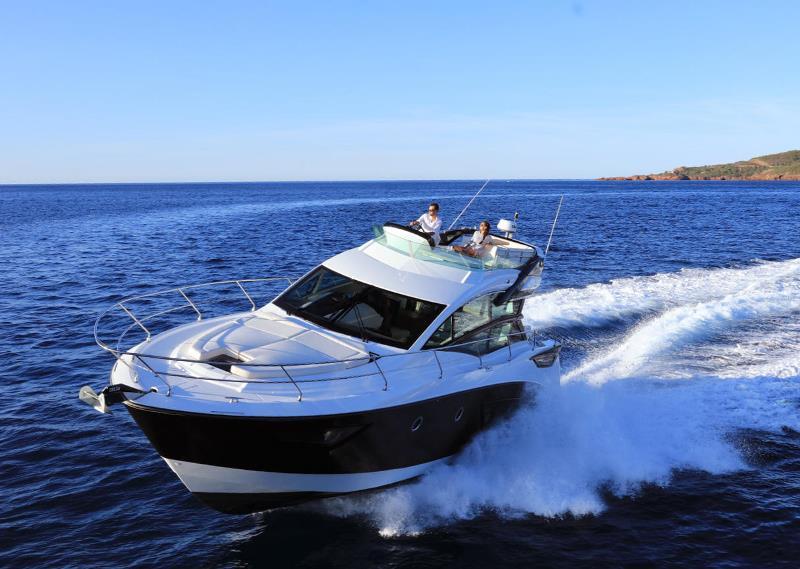 Navalia - Imbarcazione Gran Turismo 50 Sportfly 1