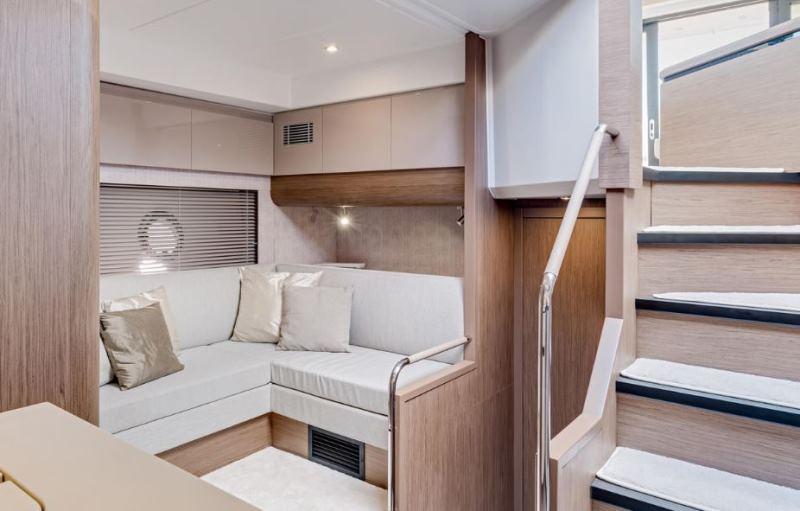 Navalia - Imbarcazione Gran Turismo 50 Sportfly 8
