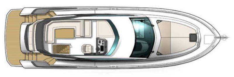 Navalia - Imbarcazione Gran Turismo 50 Sportfly 13