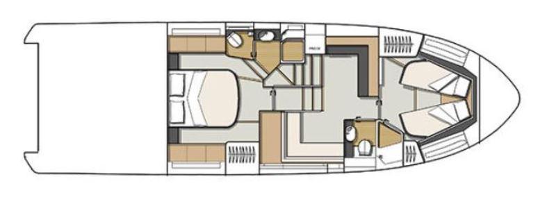 Navalia - Imbarcazione Gran Turismo 50 Sportfly 14