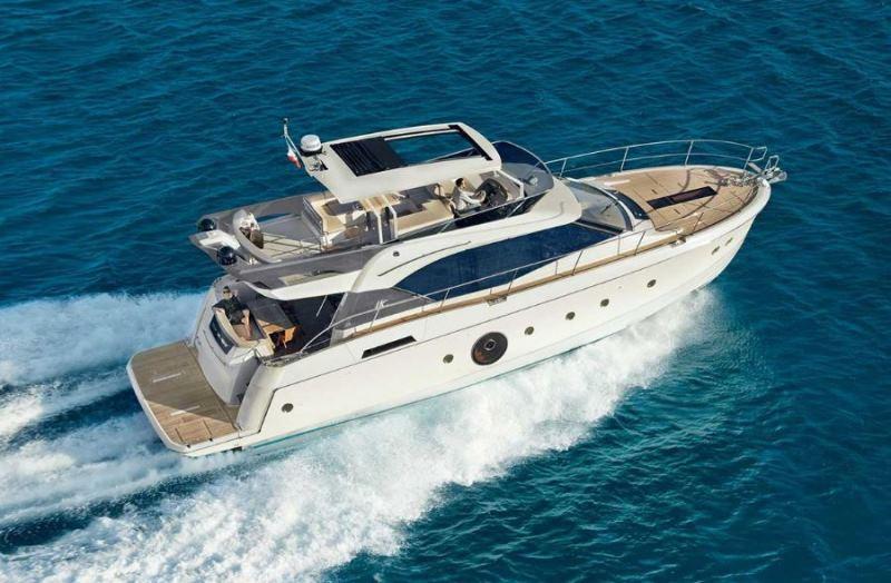 Navalia - Imbarcazione Monte Carlo 6 3